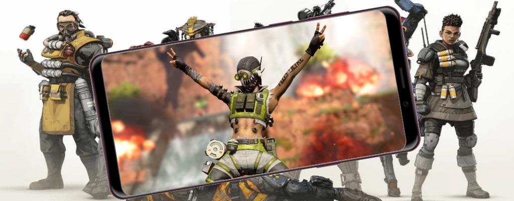 EA ist so zufrieden mit Apex Legends, dass sie es bald auf Mobile bringen