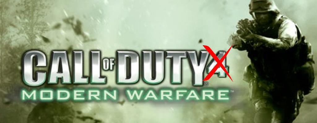 Sieht so aus, als heißt das nächste Call of Duty einfach Modern Warfare