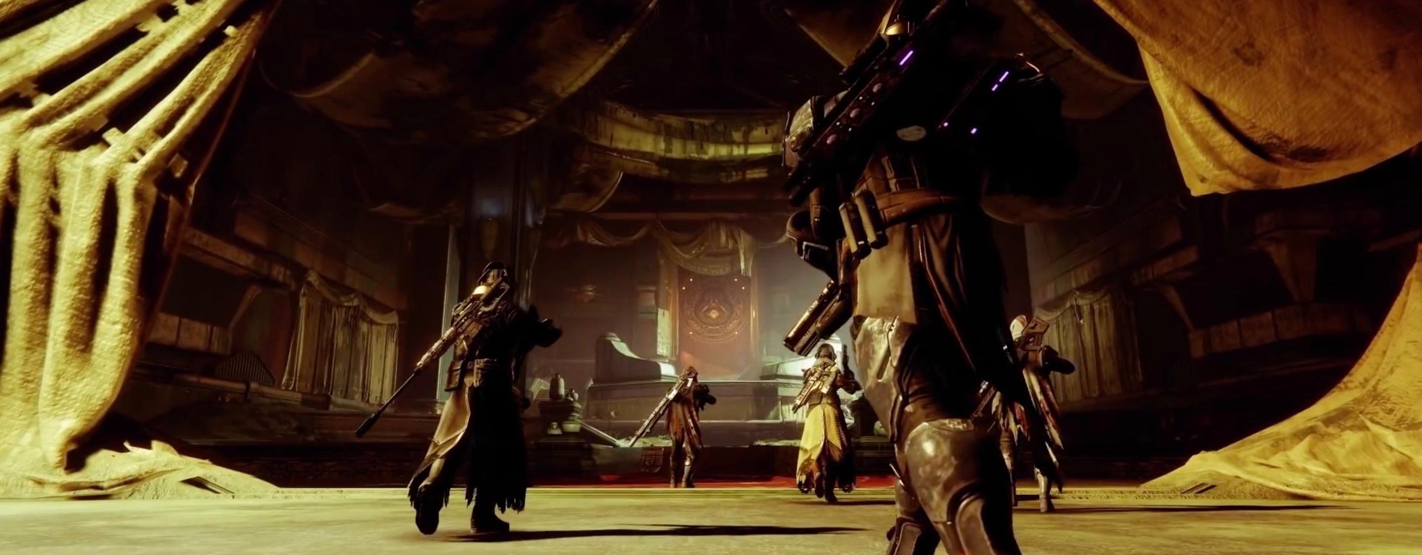 Die Menagerie: Mit dieser neuen 6-Mann-Aktivität will Destiny 2 Gruppenspieler begeistern