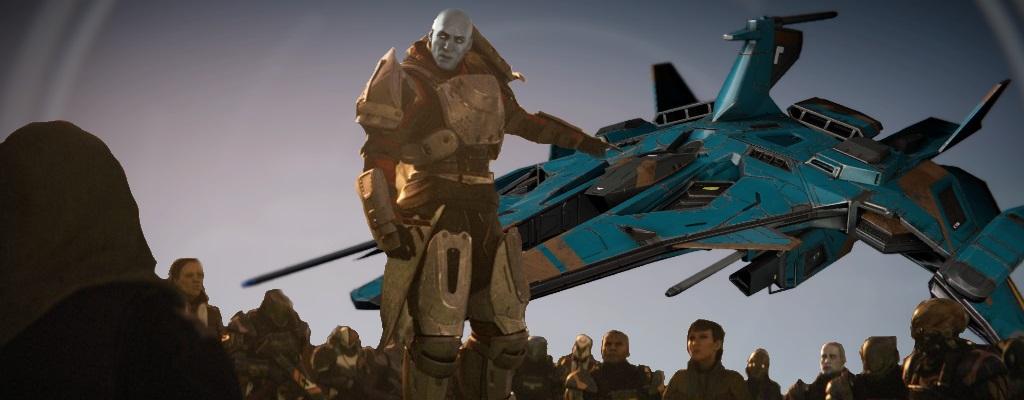 Nach 2 Jahren verkauft Destiny 1 endlich wieder dieses hochbegehrte Schiff