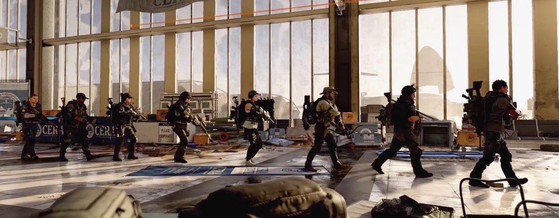 PC-Spieler laufen den Raid von The Division 2 schon in unter 30 Minuten