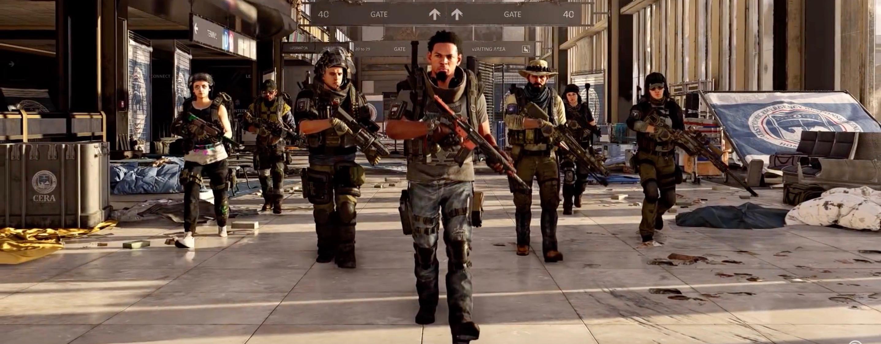 """The Division 2: Alles Wichtige zum Start des 1. Raids """"Operation: Dunkle Stunden"""""""