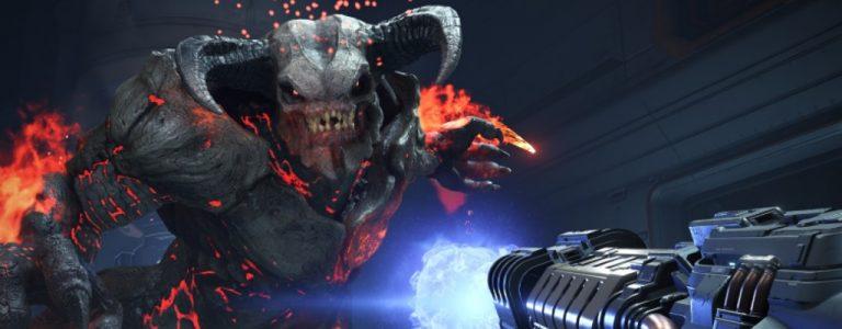 Doom Eternal Dämon