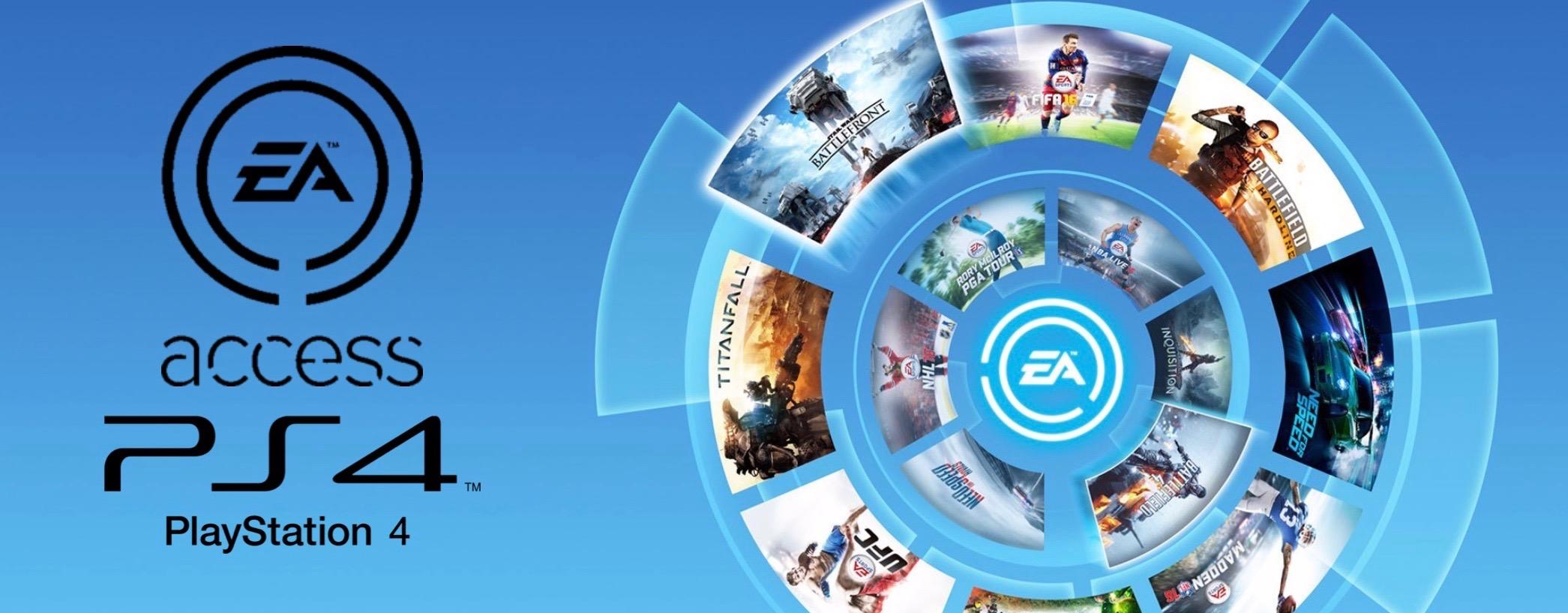 EA Access gibt es bald auf der PS4 – Was bringt es Euch als Spieler?