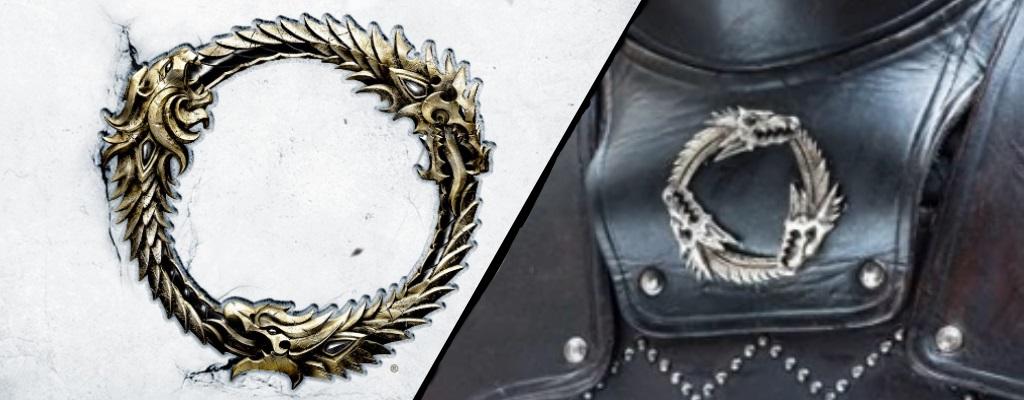 Warum nutzen ESO und Game of Thrones ein so ähnliches Symbol?