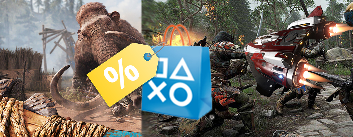 Spiele unter 10 € und unter 20 € – Highlights der neuen Sales im PS Store
