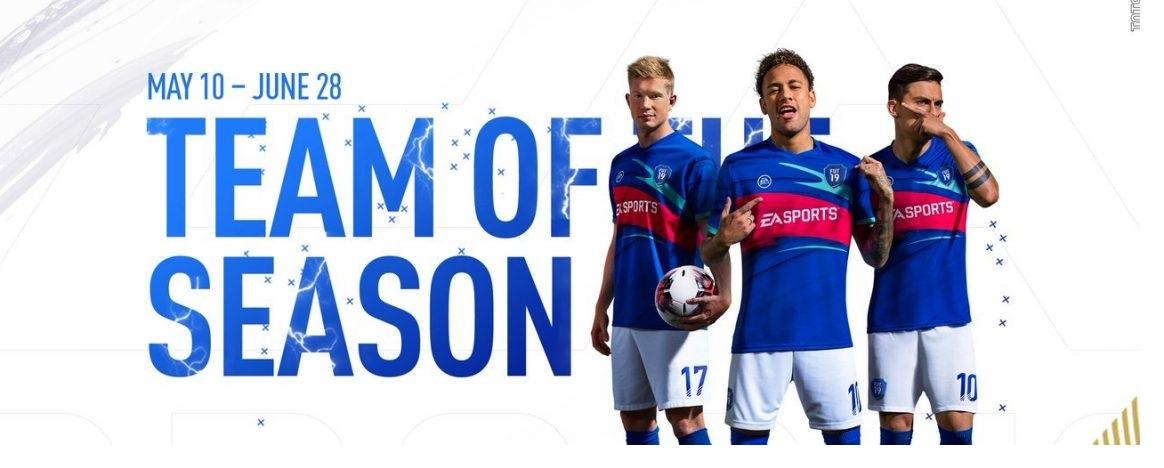FIFA 19: Alles zum TOTS – SBCs, Predictions und Release der Ligen