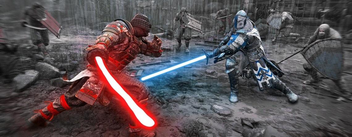For Honor bringt Lichtschwert-Duelle zum Star Wars Day – Fans lieben es