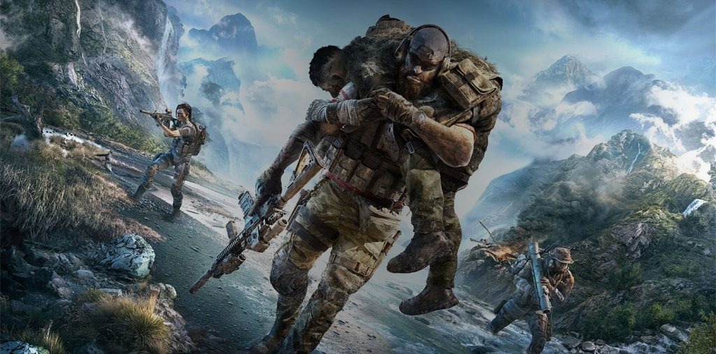 Ghost Recon Breakpoint Held