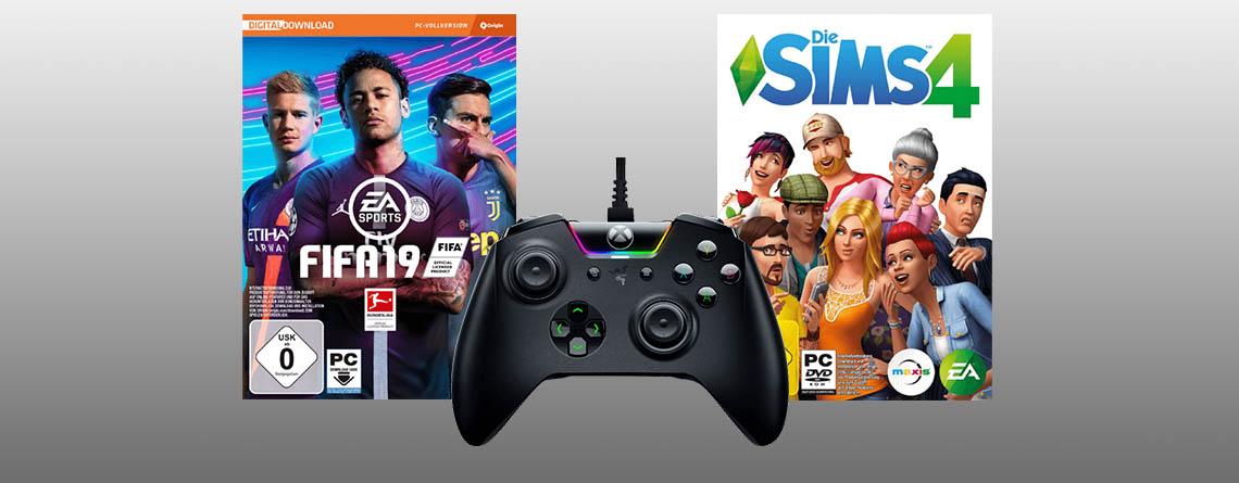 MediaMarkt Gönn-Dir-Dienstag Angebote für PC, PS4 und Xbox One