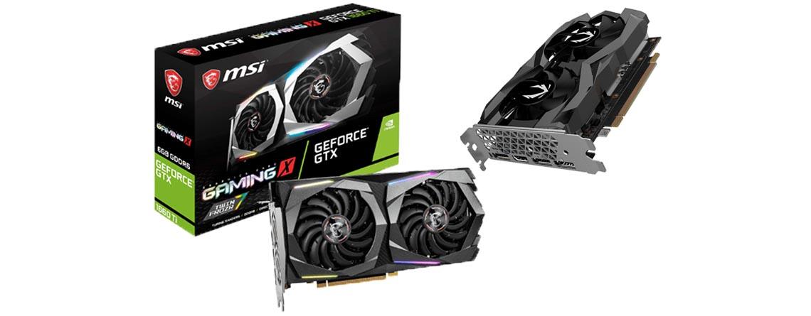 GeForce GTX 1660 und 1660 Ti zum Bestbreis bei MediaMarkt