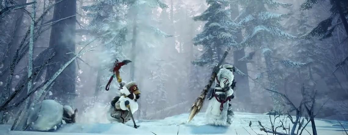 Monster Hunter World stellt Iceborne-DLC im Trailer vor, verrät Release-Datum