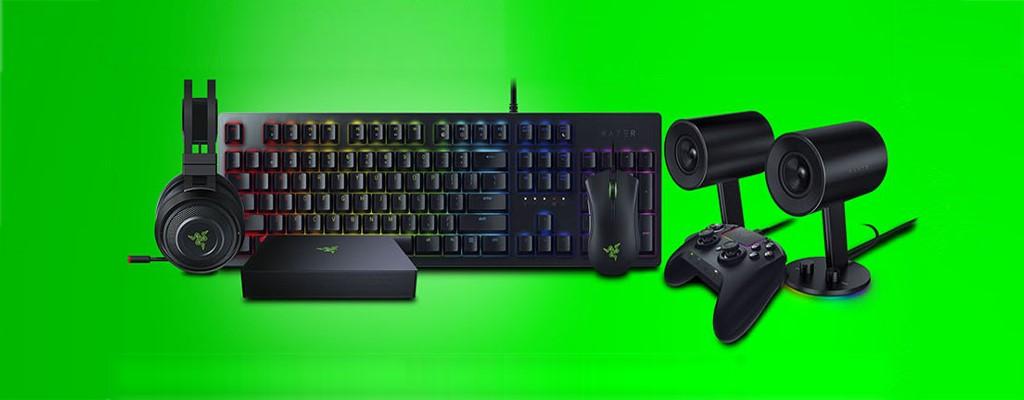 Razer Gaming Days bei Amazon: Mäuse, Tastatur und Co. reduziert