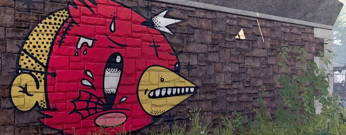 Hast du diese 10 coolen Graffiti in The Division 2 schon entdeckt? Der Blick lohnt