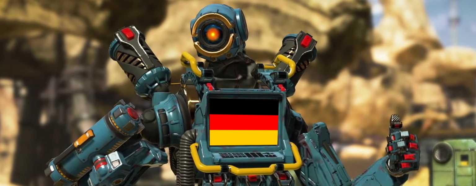 Die Legenden von Apex Legends sprechen jetzt Deutsch – Und es klingt lustig