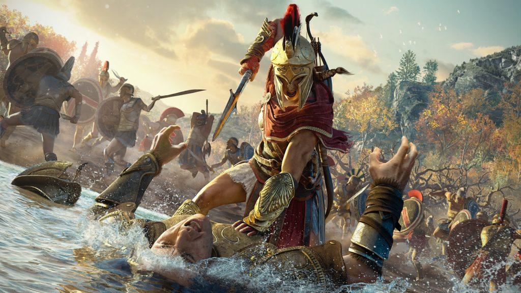 Assassin's Creed Odyssey Artwork