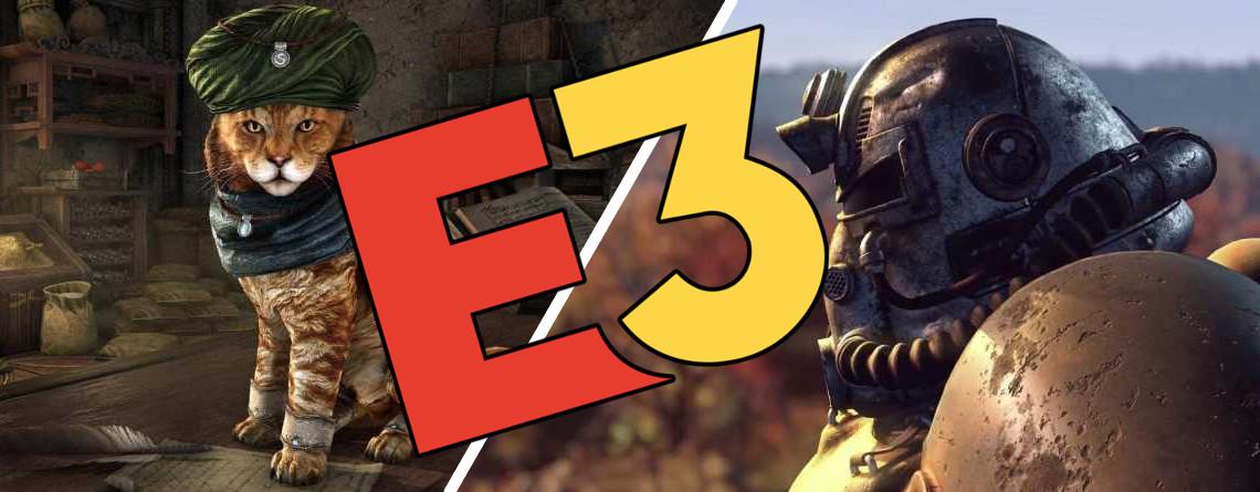 Highlights der E3 bei Bethesda – Seht hier die wichtigsten News