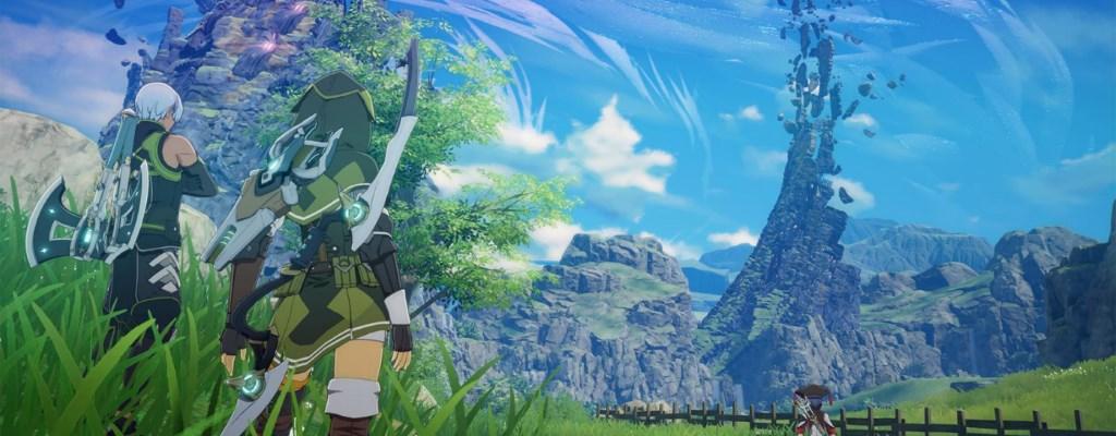 Dieses neue MMORPG sieht aus wie ein spielbarer Anime