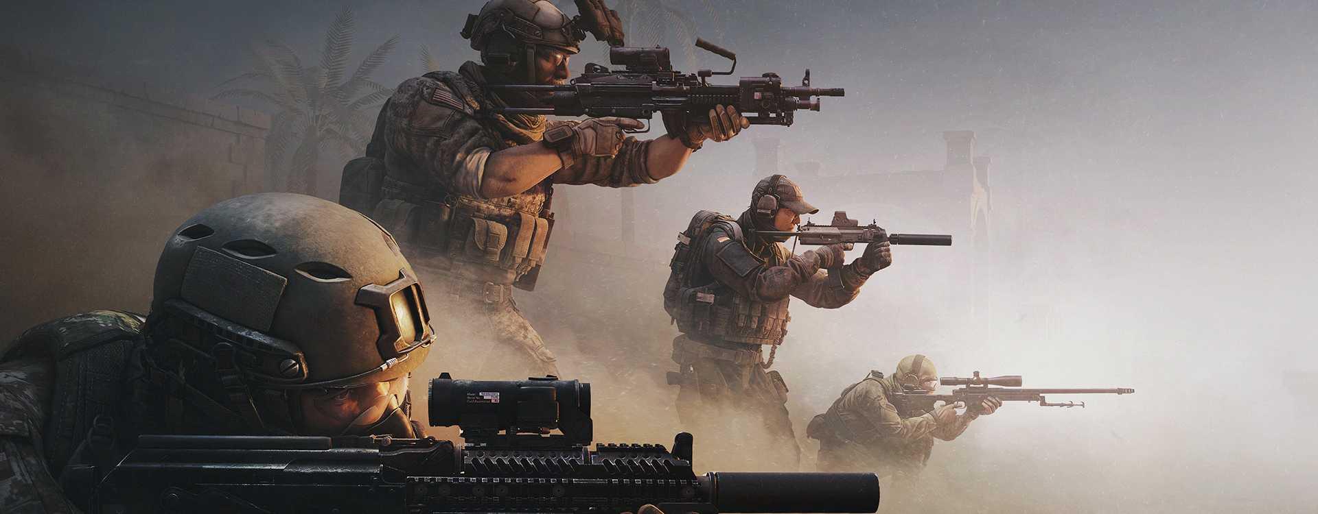 Die 1. Entdeckung der gamescom: der neue Shooter Caliber
