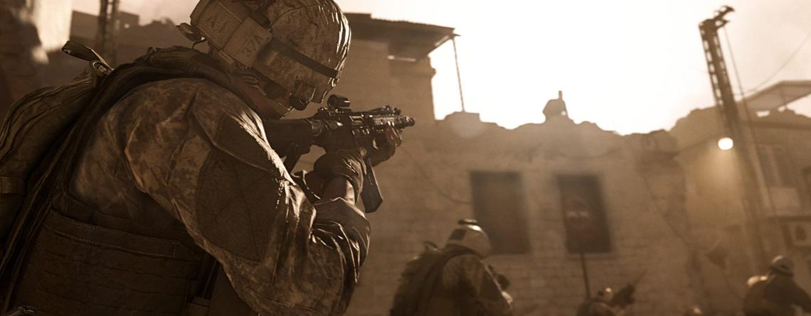 Auf dieses ikonische Feature verzichtet man im neuen Call of Duty: Modern Warfare
