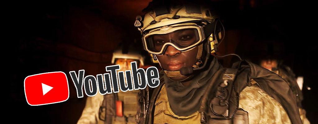 Wie kommt das neue Call of Duty diesmal auf YouTube an? So geht's Modern Warfare