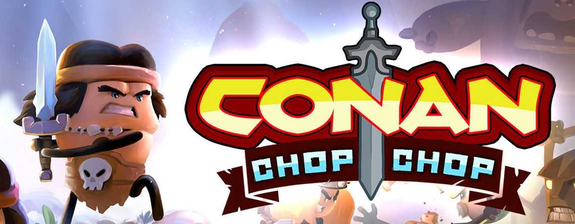 Conan Chop Chop war zu gut, um nur ein Aprilscherz zu bleiben – Kommt wirklich