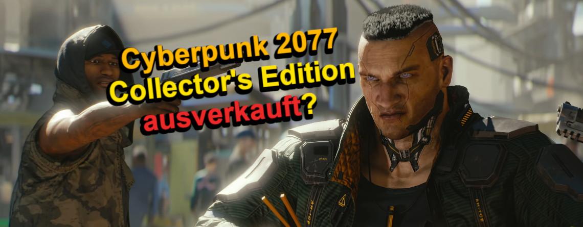 Die Collector's Edition von Cyberpunk 2077 kostet 220€ – Ihr habt sie schon verpasst
