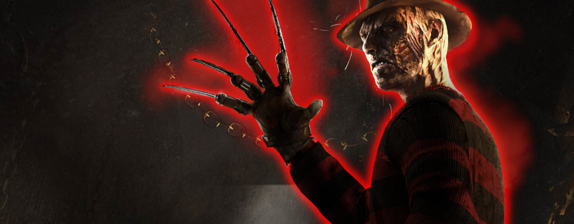 Dead by Daylight Freddy title 1140×445