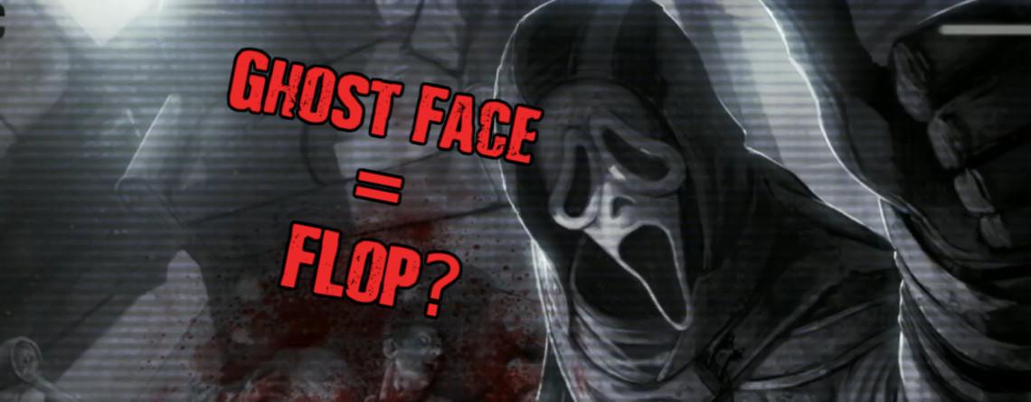 Ghost Face in Dead by Daylight enttäuscht – der neue, schlechteste Killer?