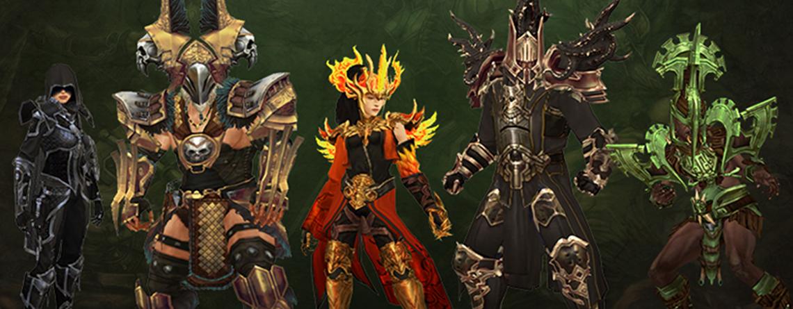 So viele blieben der Starter-Klasse in Season 17 bei Diablo 3 treu