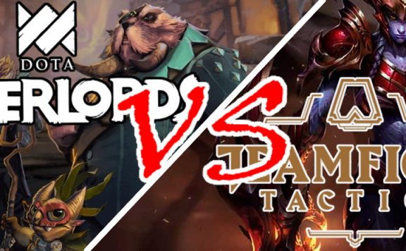 Dota Underlords vs Teamfight Tactics Titel 2