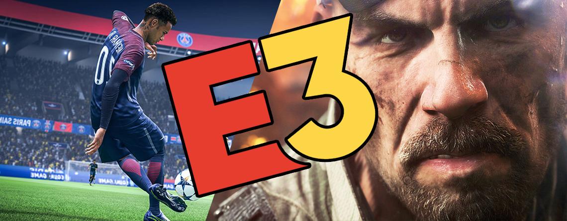 Die EA Play PK zur E3 2019 – Livestream und Ticker