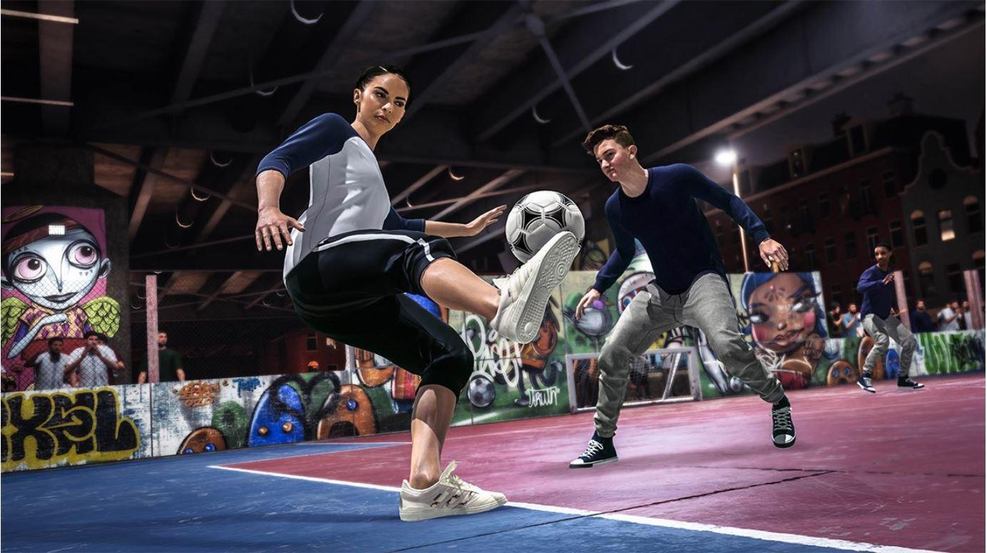 FIFA 20 zeigt die ersten Bilder – Trailer stellt neues Feature Volta vor