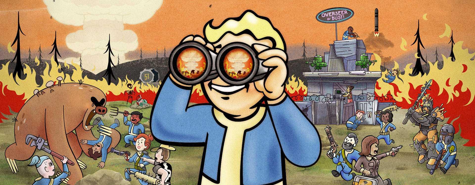 """Bethesda macht weiter mit Fallout 76, auch wenn einige Kritiker fordern: """"Hört auf!"""""""