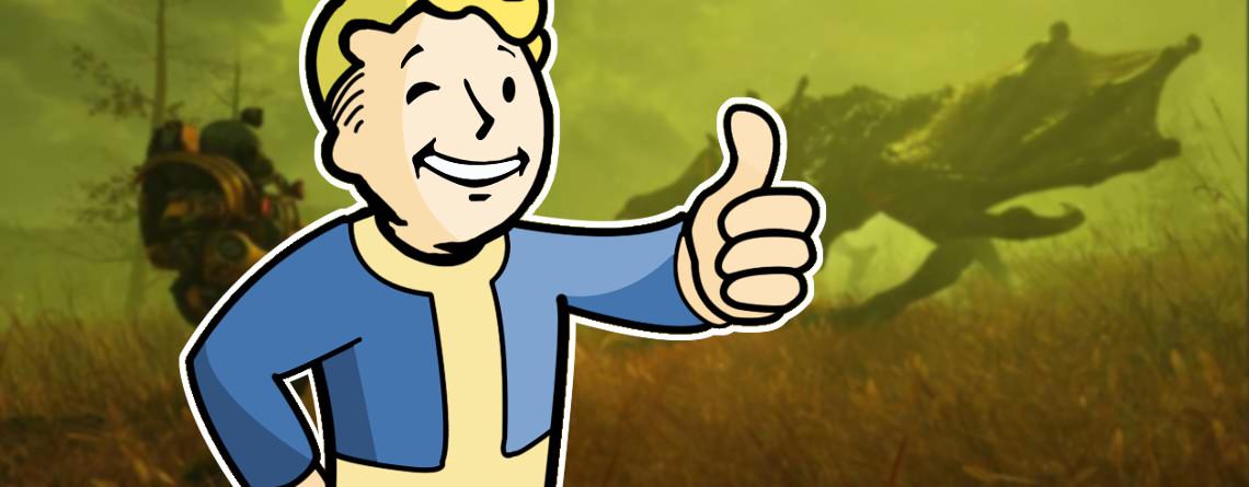 Fallout 76: Reviews auf Steam steigen um fast 100% – Das sind die Gründe