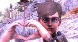 Fallout 76 Spielerin zeigt Herz Titel 3