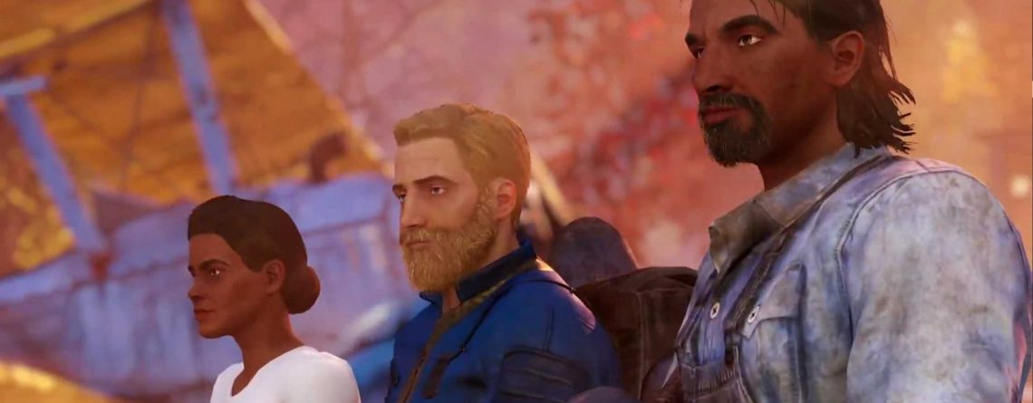 Bethesda hat offenbar 8 Spieler eingeflogen, um Fallout 76 zu retten