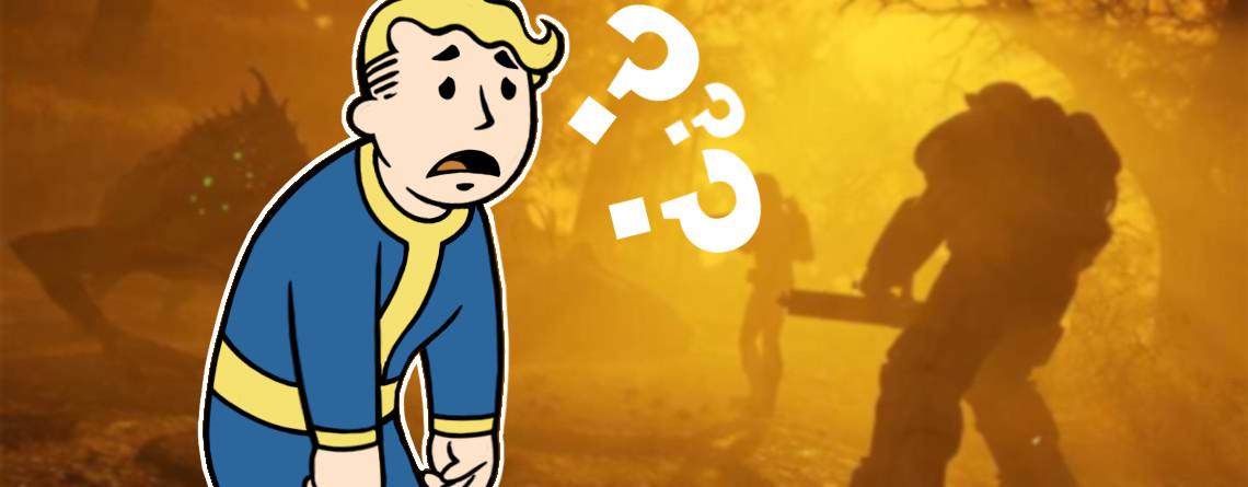 Wie gut kennt Ihr die Story von Fallout 76? Testet im Quiz Euer Wissen