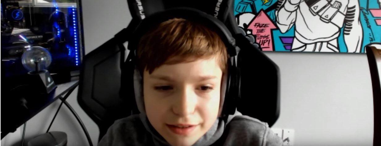"""12-Jähriger Fortnite-Pro rächt sich mit Rap an """"Ratte"""" Tfue für Twitch-Bann"""
