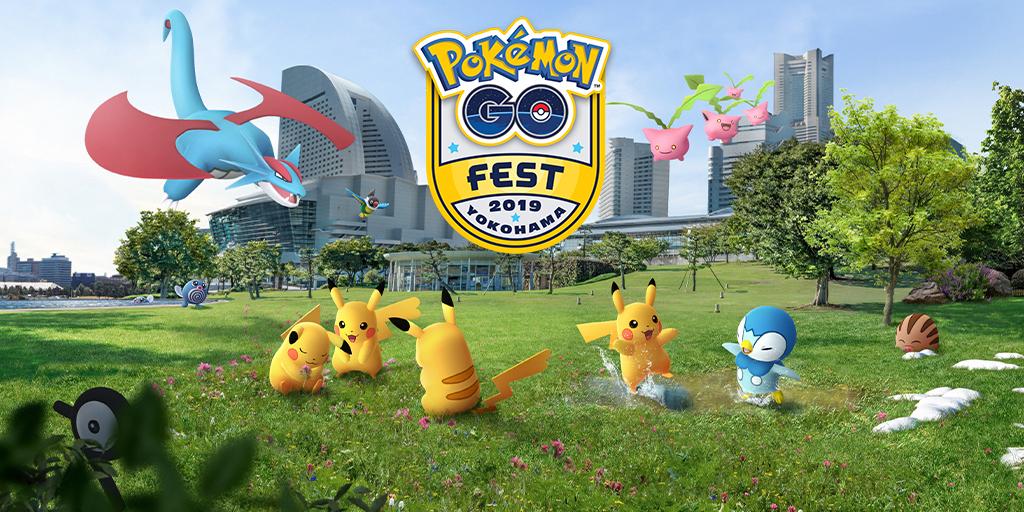 Spieler erkennen im Bild vom Pokémon GO Fest versteckten Hinweis auf Ultra-Bonus
