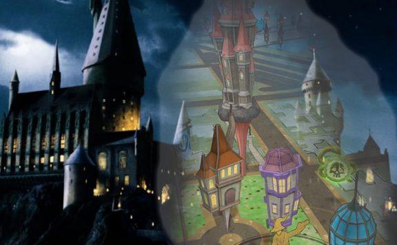 Harry Potter Wizards Unite Festungen