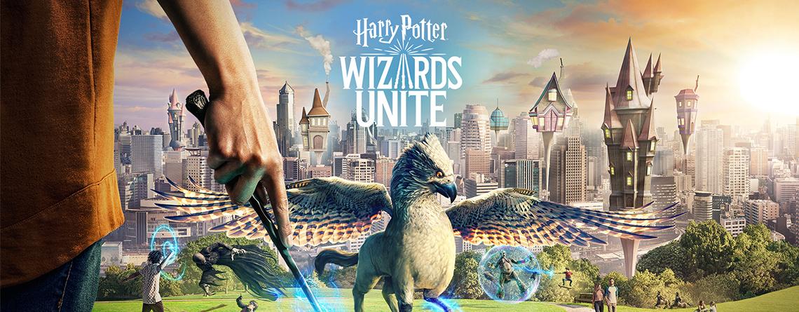 Harry Potter: Wizards Unite ist in Deutschland gestartet – Hier downloaden