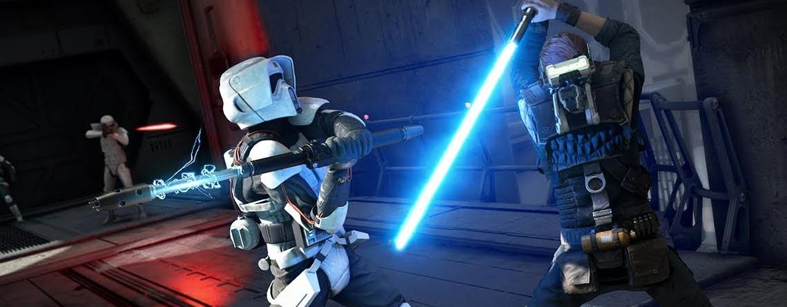 Hier sind 15 Minuten E3-Gameplay aus Star Wars Jedi: Fallen Order