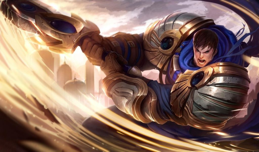 Lol League of Legends Garen