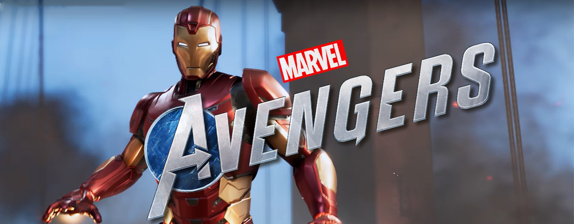 Das neue AAA-Game Marvel's Avengers verschiebt Release um 4 Monate