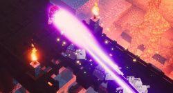Minecraft Dungeon Titel