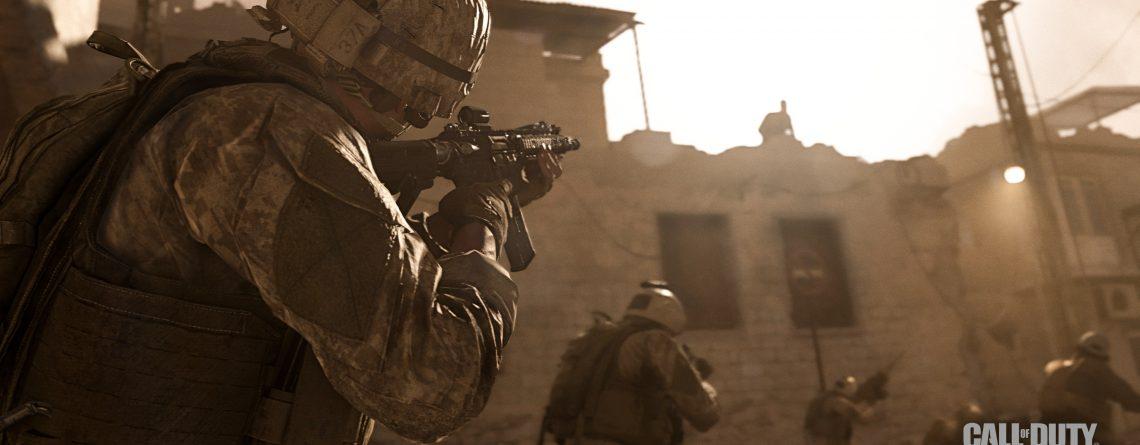 Call of Duty Modern Warfare sagt: Einige Tester haben sogar geweint