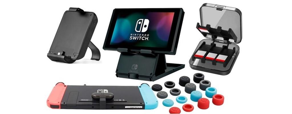 Das beste Zubehör für Nintendo Switch: Coole Gadgets in der Übersicht