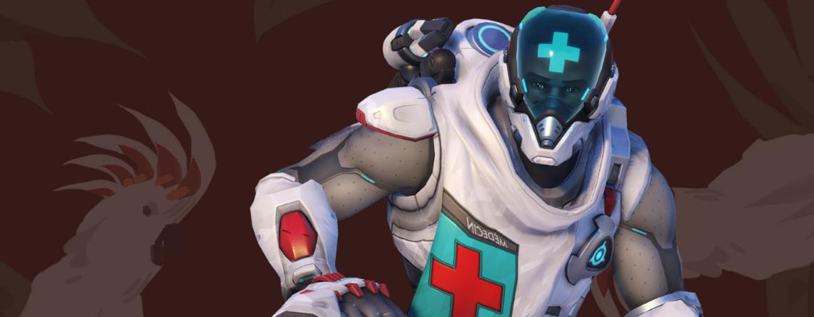 Dieser neue Overwatch-Skin von Baptiste ist nur für Gewinner