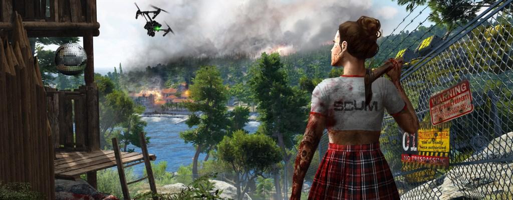 Steam-Shooter SCUM setzt auf Gleichberechtigung – Frauen kommen mit Brustgrößen-Slider